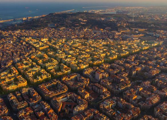 Квартал Сан-Антони в Барселоне входит в моду